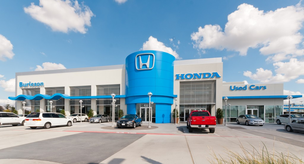 Honda Dealership In Dfw