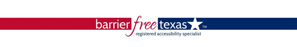 Barrier Free Texas Logo